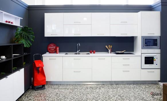 Nueva exposición de cocinas, armarios y muebles vida en Lamiplast ...