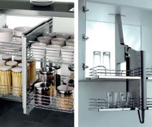 Trucos para ordenar la cocina con estilo