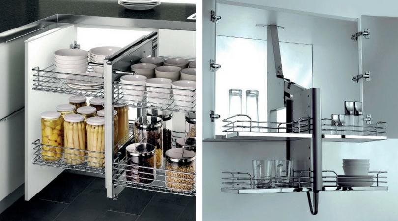 Trucos para ordenar la cocina con estilo lamiplast - Lamiplast cocinas ...