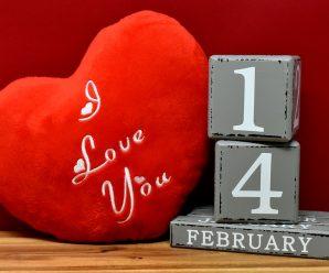 Decorar la casa por San Valentín
