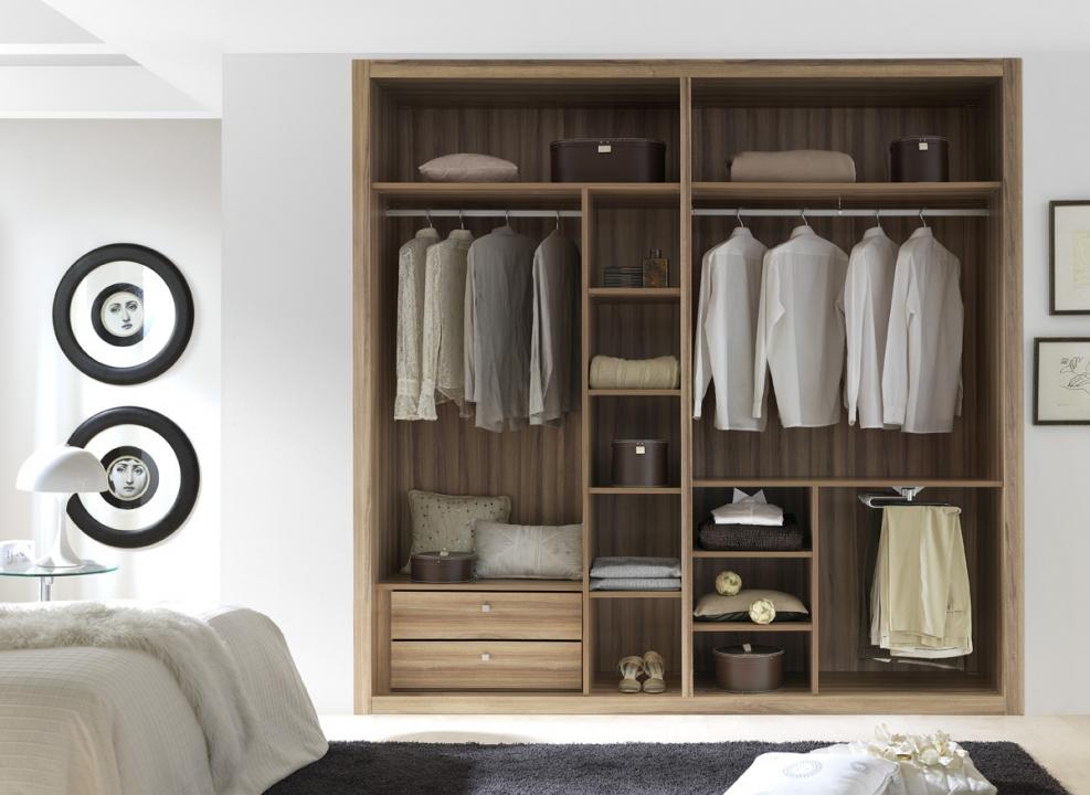 Comprar interiores de armario carpinter a tienda for Cajoneras para interior de armarios