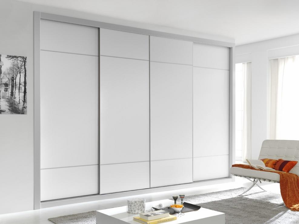 Comprar frente de armario 4 puertas correderas carpinter a - Interiores armarios empotrados puertas correderas ...