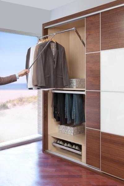 Comprar elevador de ropa trimetto carpinter a tienda - Complementos armarios ...