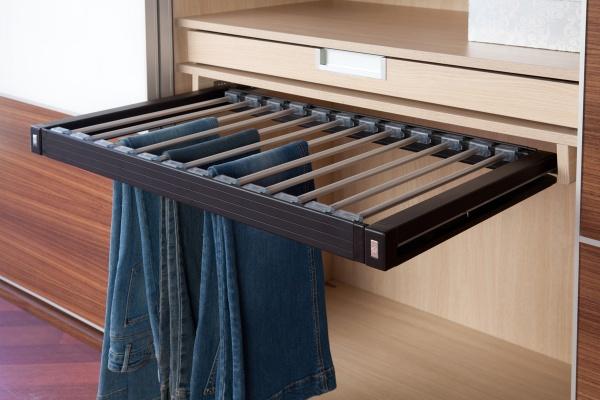 Comprar pantalonero extraible soft close trimetto - Complementos armarios ikea ...