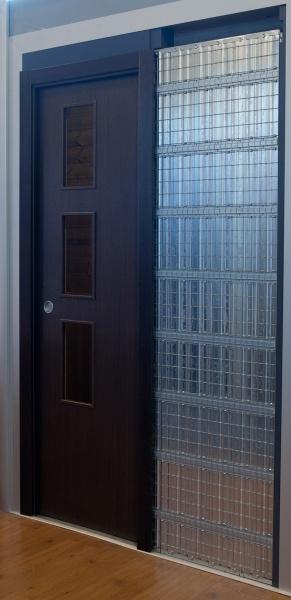 Comprar armaz n para puerta corredera space de dierre for Armazon puerta corredera bricomart