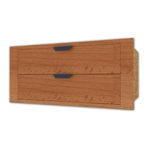 Comprar cajonera a medida 2 cajones carpinter a tienda - Cajoneras para armario ...