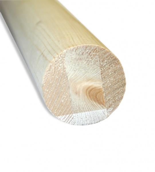 Comprar list n redondo alistonado de abeto carpinter a - Liston de madera ...