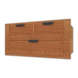Comprar cajoneras de armario tienda carpinter a ofertas - Cajoneras a medida online ...