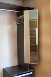 Comprar espejo extraible y orientable trimetto carpinter a for Armario zapatero giratorio