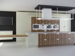 Comprar ambiente madera cl sica cocina tienda galer a de - Lamiplast cocinas ...