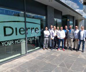 Formación de nuestro equipo comercial en Dierre